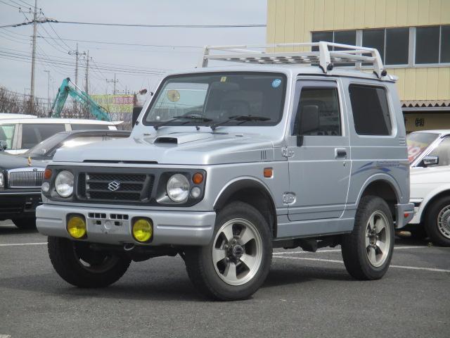 ランドベンチャー 4WDターボ リアスポ ルーフキャリア(1枚目)