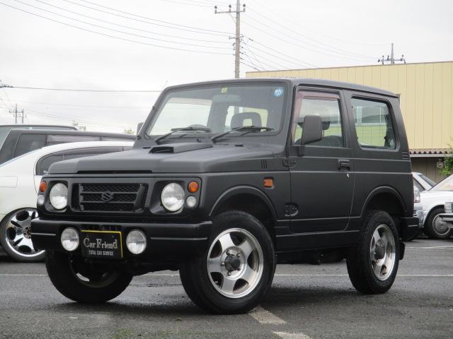 スズキ XL 4WD 5MT