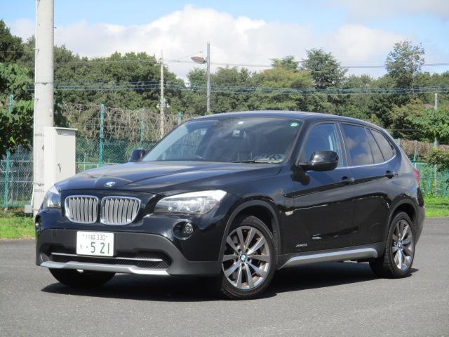 BMW xDrive 25i ブラックレザーシート サンルーフ ナビ リアモニター スマートキー シートヒーター