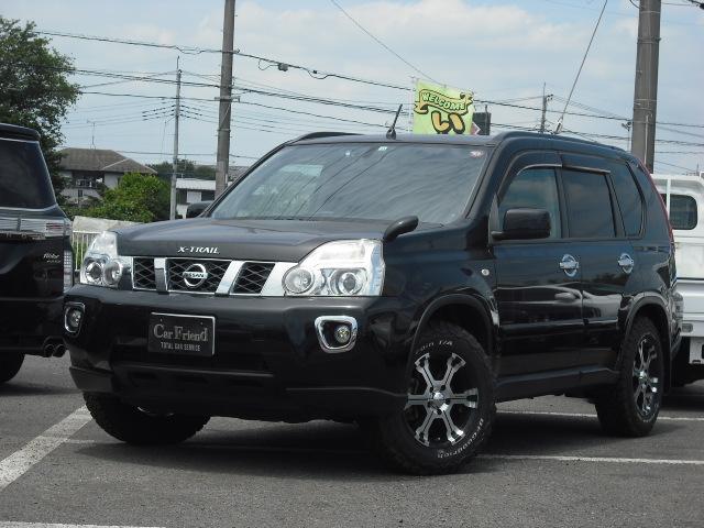 日産 20X 4WD 純正ナビ地デジ バックモニター インテリキー シートヒーター ETC HID 社外16AW