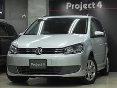 VW ゴルフトゥーランTSI コンフォートライン ワンオーナー ナビ TV 禁煙