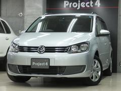 VW ゴルフトゥーランTSI コンフォートライン ナビ フルセグ