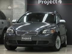 ボルボ V50Tテックエディション