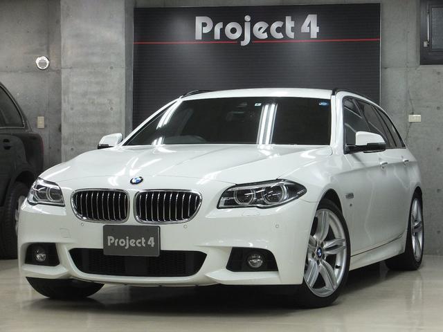 BMW 523dツーリング Mスポーツ 19インチAW LEDライト