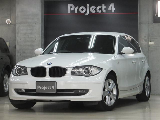 BMW 120i 純正HDDナビ キセノン ETC 屋内車庫保管