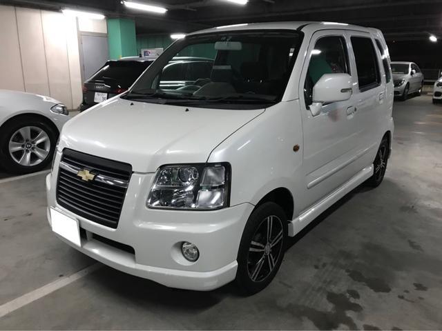 シボレー Vセレクション ナビ アルミ 1オーナー ETC 車検2年付