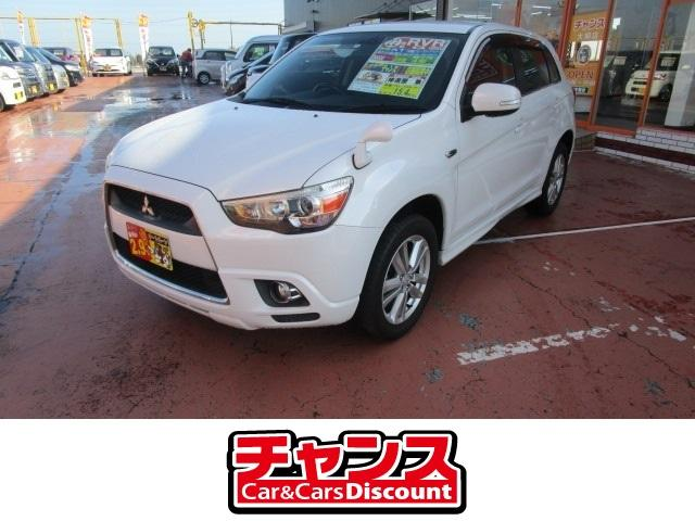 Photo of MITSUBISHI RVR G / used MITSUBISHI