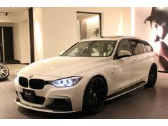 BMW328iTRG Mスポーツ 内装Individual SR