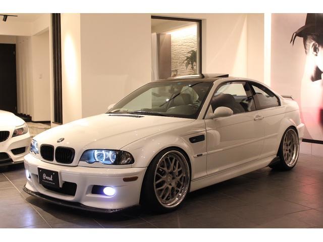 BMW M3クーペ DPE20AW KW車高調 D2ブレーキ