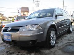 VW パサートワゴンV5 キーレス ETC 16インチアルミ
