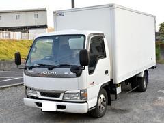 エルフトラック2tロング 保冷車 5速マニュアル3ペダル HSA