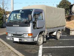 アトラストラック1t平ボディ 幌付 MT5速 フル装備 ガソリン車