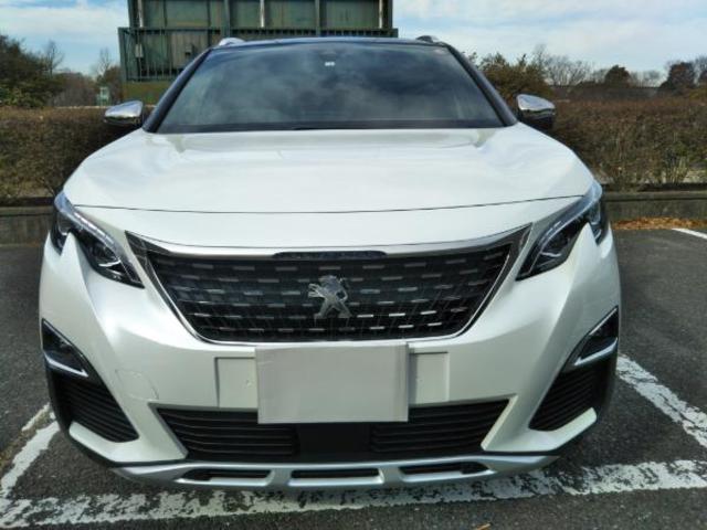 プジョー GT ブルーHDi サンルーフ Aグリップコントロール
