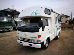 カムロードキャンピングカー 4WD 4AT