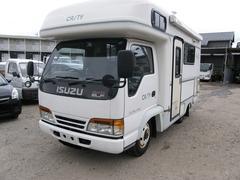 エルフトラック3.1D キャンピング 4WD