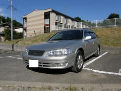 カムリグラシアワゴン2.5 Gセレクション 車検31年2月 本革シート 社外CD