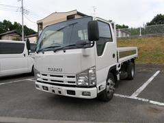 エルフトラック3.0DT 2t平ボディ 5MT ETC キーレス