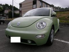 VW ニュービートルベースグレード キーレス CD 電動格納ミラー