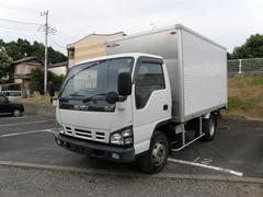 エルフトラック最大積載量4.25t アルミバン 標準 スムーサー6MT
