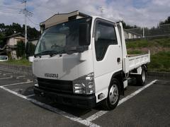 エルフトラック全低床ダンプ 2トン コボレーン ASR エアコン