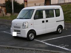 エブリイPA 4WD タイミングチェーン インパネ5MT