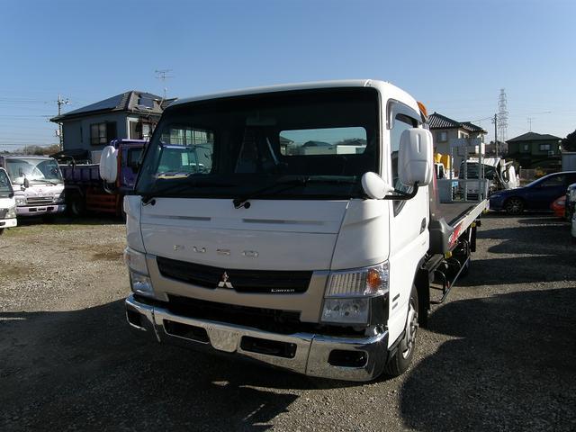 三菱ふそう 積載車 カスタム 2.45トン積み メッキパーツ リモコン