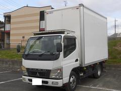 キャンター全低床 4WD 2トン積みパネルバン イージーゴー HSA