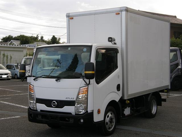 日産 アトラストラック 1.25トン積み4WD キーレス バックカメラ キーレス