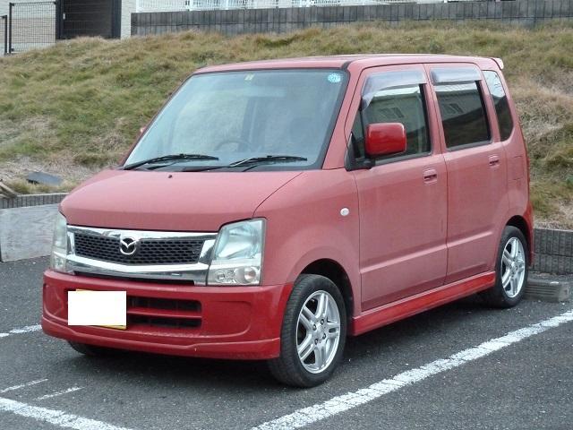 マツダ FX-Sスペシャル 車検R2.4.26 キーレス 社外AW