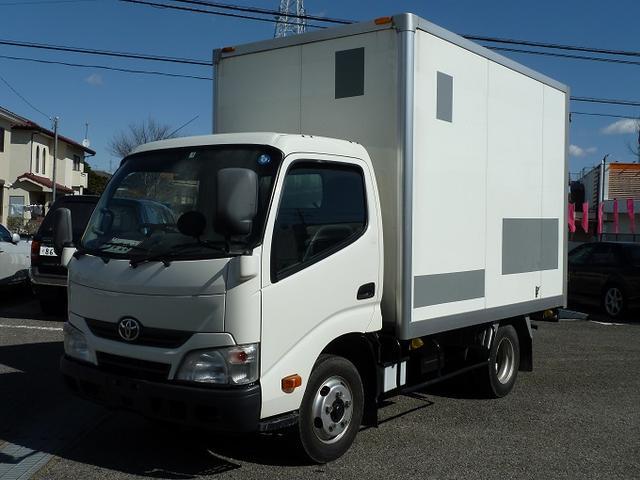 トヨタ ダイナトラック 2tパネルバン 最大積載量2000キロ フル装備 ETC