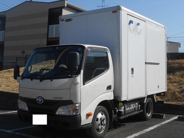 トヨタ ダイナトラック  2tパネルバン ハイブリッド SSDナビ バックカメラ