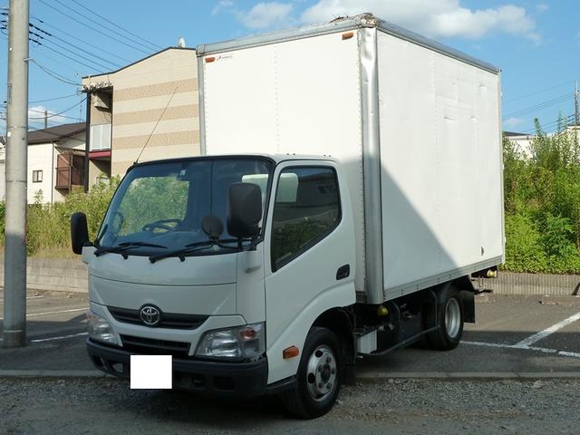 トヨタ ダイナトラック ベースグレード 2トンパネルバン アイドリングストップ ETC AT 左電動格納ミラー 車検4年6月