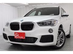 BMW X1xDrive 18dMスポーツ コンフォート 禁煙1オーナー