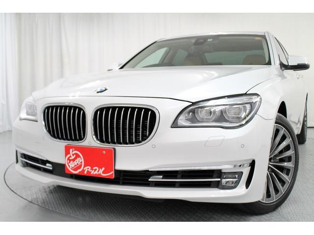 BMW アクティブハイブリッド7・ベージュ革・SR・レーンキーピング