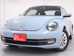 VW ザ・ビートルデザイン 車検32年1月・キセノンヘッドライト・禁煙車