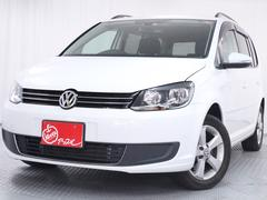 VW ゴルフトゥーランTSI コンフォートライン 純正ナビ・バックカメラ・禁煙車