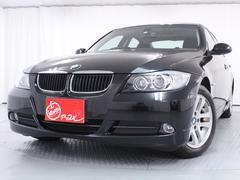 BMW320i ハイラインパッケージ 黒革シート・サンルーフ