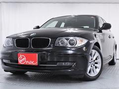 BMW116i ワンオーナー 禁煙車 地デジ外HDD 黒革