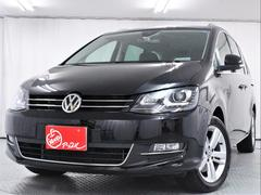 VW シャランTSI ハイライン 1オーナー・2018モデル・ユーザー買取