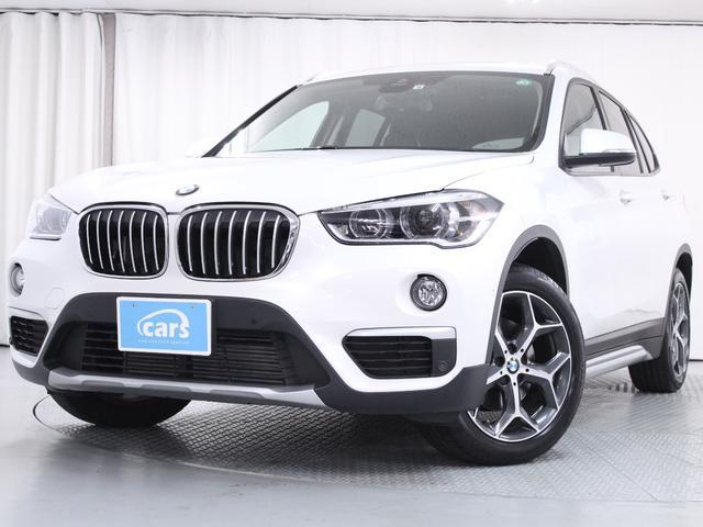 BMW xDrive 18d xライン R3年8月迄新車保証付 禁煙車 1オーナー 茶革 純正HDDナビ バックカメラ ACC LEDヘッドライト スマートキー