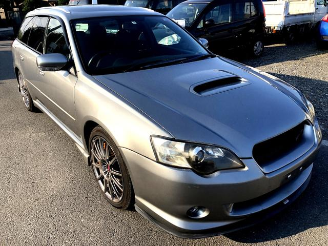 tuned by STI 無事故600台限定車両 オプションのブレンボ入ってます。 オークション評価4点車両です。