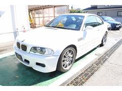 BMWM3 SMGII E46 本革 左H ディーラー車