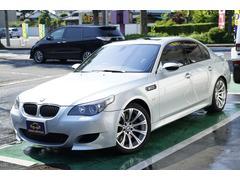 BMWM5 ワンオーナー 本革 サンルーフ ディーラー車 右H