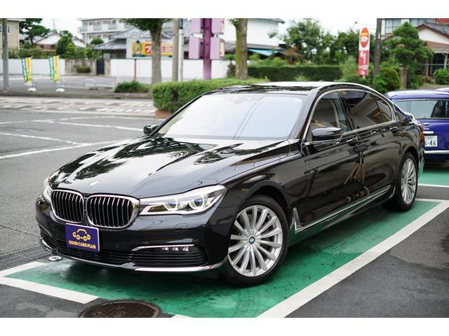 BMW 750Li 法人1オナ リモートP ドライブアシスト 禁煙