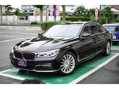 BMW750Li 法人1オナ リモートP ドライブアシスト 禁煙