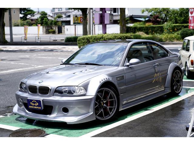 BMW M3 CSL  ワイドボディ公認 カーボンボディP KWサス
