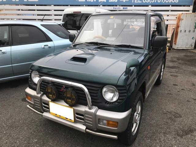 三菱 パジェロミニ VR-II