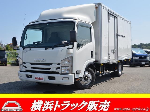 いすゞ パネルバン ワイドロング積載2tAT車日本フルハーフ製