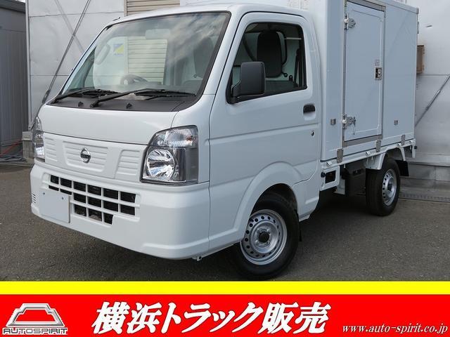 日産  冷蔵冷凍車 中温 東プレ製 -5℃設定 AT 左引戸 (ホワイト)