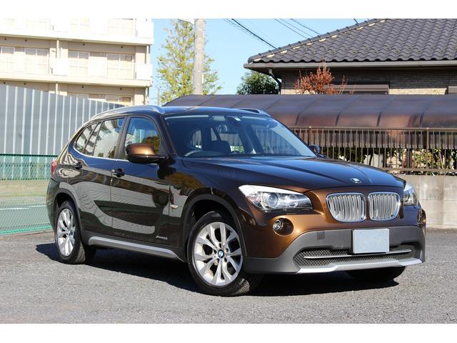 BMW X1 xDrive 28iハイライン4WD 地デジ バッ...